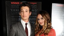 Miles Teller Engaged to Longtime Girlfriend