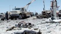 Taliban suicide bomber kills several in Afghanistan