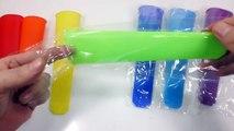 Couleur crème bricolage Comment de la glace gelée Apprendre faire faire arc en ciel ré le le le le la à Il Couleur Rainbow crème faisant pudding pudding glace