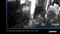 Marbella : un homme jette une grenade dans un hôtel (Vidéo)