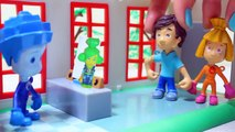 Мультфильм фиксики 8 серия дим димыч нолик и симка собирают рабочую машинку
