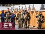 Máximo estado de alerta en Bruselas, Bélgica, por posibles atentados/ Enrique Sánchez