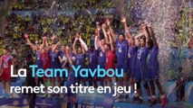 La Team Yavbou remet son titre en jeu !