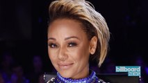 Mel B Throws Water at Simon Cowell, Storms Off 'America's Got Talent' Stage | Billboard News