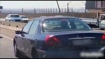 Des automobilistes arrêtent un chauffard après un accident !
