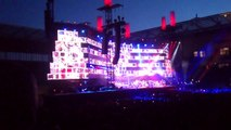 Muse - Stockholm Syndrome live, Ricoh Arena, Coventry, UK 5/22/2013