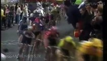 LANCE ARMSTRONG | 1st EPO Race | Classic Cycling