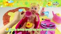 Bébé des balles bain couleur les couleurs poupée pour enfants Apprendre Nouveau partie temps équipe à Il 3d |
