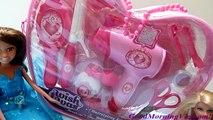Poupée maison Maison de poupée Barbie poupée Barbie poupée Barbie Disney Princesse Barbie