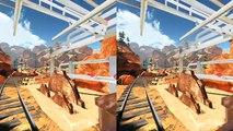 Les meilleures réalité rouleau virtuel montagnes cmoar réaliser 1080p 3D signé montagnes
