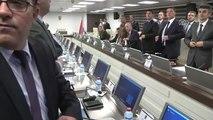 """İçişleri Bakanı Soylu, Egm'de """"Türkiye Güven Huzur"""" Asayiş Uygulamasının Koordinasyon Toplantısına..."""