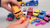 Voiture jouets jouets machines dessins animés pro Ttobot Car Ride tir commando Mini attraper un jouet poly saison Tobot робот