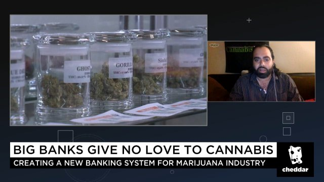 Cannabis Now- Big Banks Give No Love to Weed
