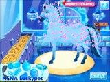 Soins gelé des jeux cheval enfants film en ligne jouer Princesse vidéo Annas royal disney