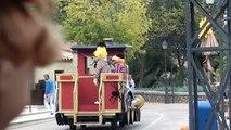 Peur et prendre plaisir amusement amusement ont de de parc Manèges le le le le la thème les tout-petits Elsa anna amusement thr