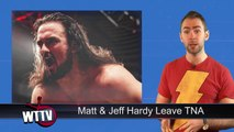 Matt & Jeff Hardy Leave TNA Impact Wrestling! Are They Going To WWE? | WrestleTalk News Fe