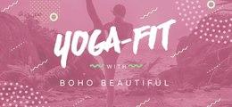 FMTV - Yoga -Fit with Boho Beautiful