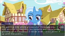 Phoenix Wright / My Little Pony FIM - Turnabout Storm [Part 5/4] FINALE 3/3