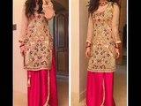Pakistani Eid Dresses For Girls 2017