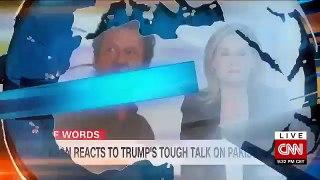 Imran Khan's Interview With Hala Gorani at CNN On Trump's Statement on 24.08.2017