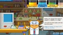 Pour des gaz enfants leçon liquide matière de de solide États vidéo 3 animation