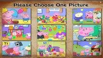La famille Jai le porc puzzle Peppa Pig mettre des puzzles Peppa avec sa famille