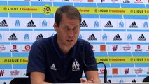 Marseille : Garcia «Jouer pour gagner» || Marseille: Garcia «Play to win»