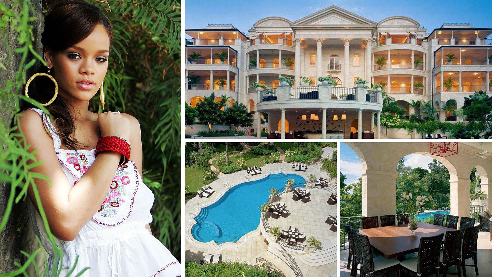 Rihanna New Home In Barbados Daedalusdrones Com