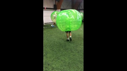 Bubble Foot - 30/07/2017