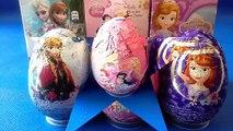Huevo Sorpresa Gigante de la Princesa Sofia en Español de Play Doh - Juguetes Princesas de
