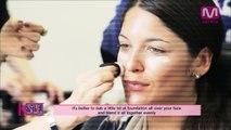 Extrême fille Groupe K pop maquillage K-style