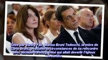 La mère de Carla Bruni raconte sa première rencontre surprenante avec Nicolas Sarkozy