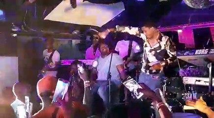 Wally Seck assure le show à Ibiza, le pari de la mobilisation réussie (Partie 2)