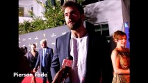 Pierson Fode of The Bold and the Beautiful at Television Academy's Daytime Emmys Reception