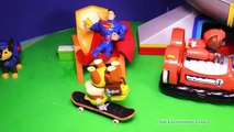 Mal la chance parodie patrouille patte jouets vidéo nickelodeon marshall