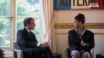Rihanna et Bono reçus à l'Elysée, Emmanuel Macron taclé par Emmanuelle Cosse