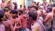 Most Viral Indian Holi Video 'कपडा फाड़ होली' - kapda faad holi festival .