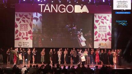 MUNDIAL DE tANGO 2017, Show y PREMIACION   FINAL escenario