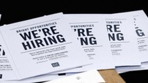 As Labor Market Tightens, U.S. Jobless Claims Rise Just A Bit