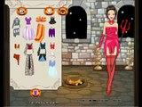 Barbies Zombie Princess Costumes - Barbie Zombie Halloween Costumed Dress Up Gam