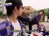 Gia Đình Là Số 1 (Phần 1) - Tập 3 -  Lồng Tiếng HTV3 - Min Yeong và Min Jeong nghĩ có ma trong nhà, Lee Soon Jae châm cứu cho Joon Ha