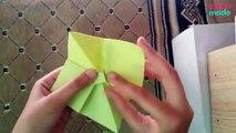 Et artisanat mignonne bricolage facile Comment papier à Il Origami arc / ruban