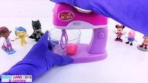 Appareil visage gelé têtes de la magie Magie masques table de mixage Princesse jouet Moana disney playdoh smiley pj