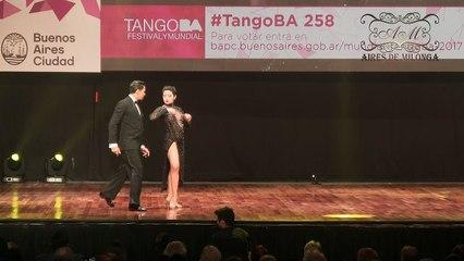 Mundial de Tango 2017. Final ESCENARIO _ Catamarca, Moscú y campeones europeos.