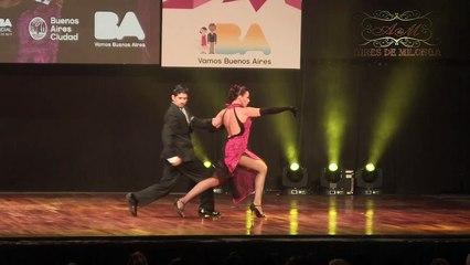 Mundial de Tango 2017. Final ESCENARIO _Moscu, Zarate y Cali