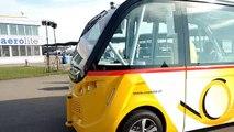 Crashs test de voitures autonomes