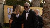 Morgan Freeman va recevoir un prix pour récompenser l'ensemble de sa carrière !