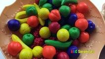 Et les couleurs Oeuf aliments Apprendre orthographe jouet les légume mots Shop de fruits, playstop surpri