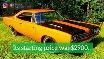 Fast Facts on the Classic Plymouth Road Runner | Alt_driver