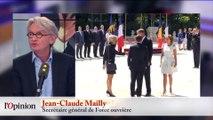 Jean-Claude Mailly: «Je ne comprends pas qu'on dise que la France n'est pas réformable»